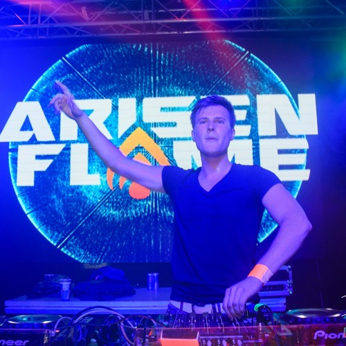 Arisen Flame - Promo Mix June 2014