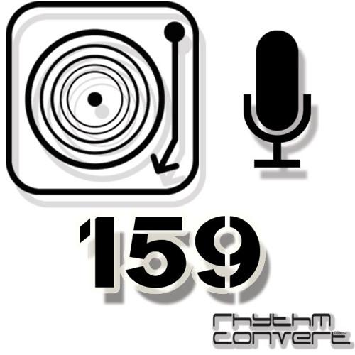 Rhythm Convert(ed) Podcast 159 with Tom Hades (Studio Mix)