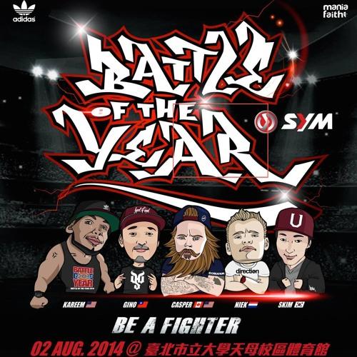 2014 SYM BOTY Taiwan Mixtape By DJ Pilizhao