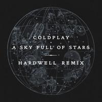 Coldplay - Sky Full Of Stars (Hardwell Remix)