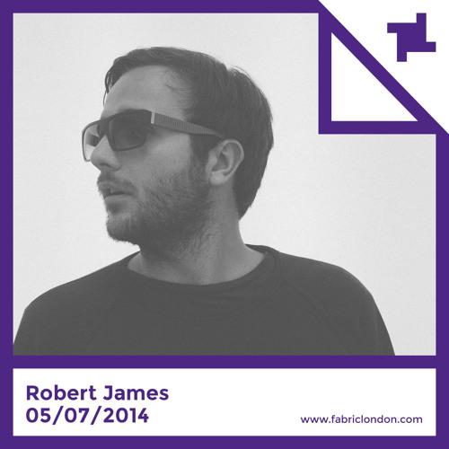Robert James - fabric Promo Mix