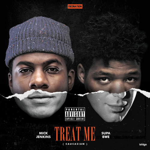 "Premiere: Mick Jenkins & Supa Bwe ""Treat Me"" (prod. by Supa Bwe and Mulatto Beats)"