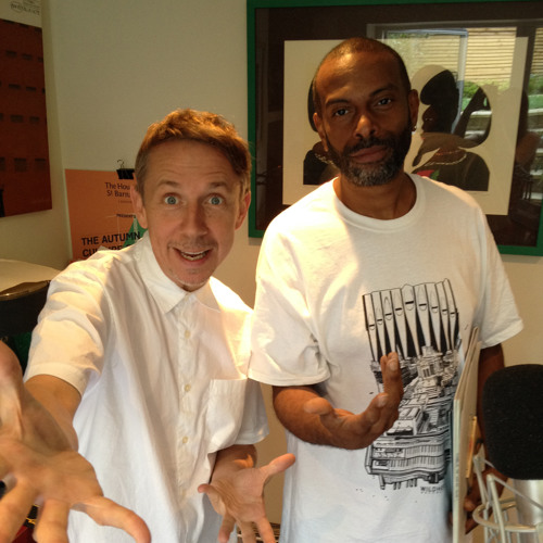 Theo Parrish & Gilles Peterson // In Conversation