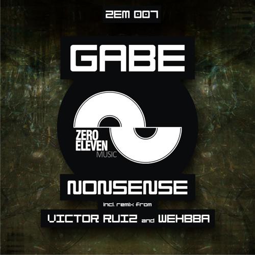 Gabe - Non Sense (Wehbba Remix)