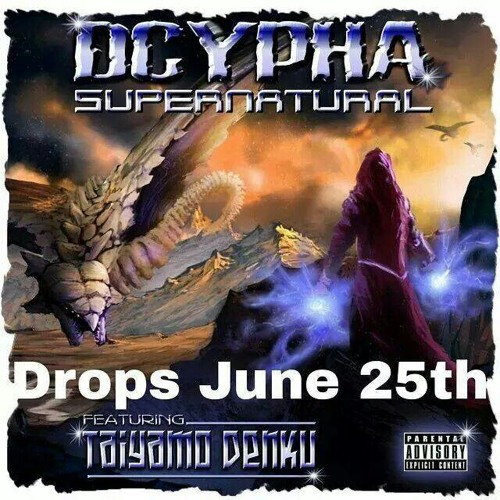 Oh No (Krs One, IG730, Taiyamo Denku, Dro Pesci at Supernatural album