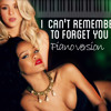 Shakira & Rihanna - I Can't Remember To Forget You [Melodic Version]