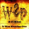 AVI SHAI - IT WAS NUMBER ONE