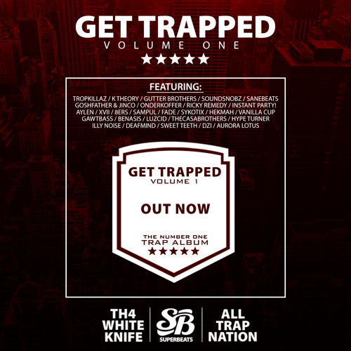 Illy Noise - Maryland (Get Trapped Vol 1) [OUT NOW!]