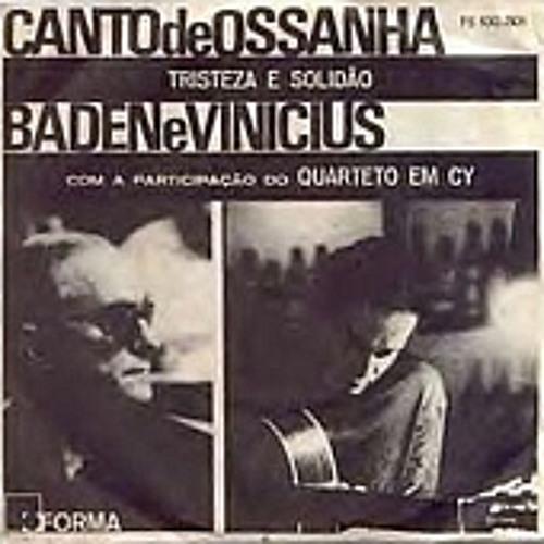 Vinicius de Moraes - Canto De Ossanha (Wom Remix)