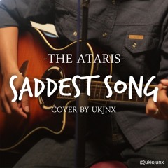 The Ataris - Saddest Song Piano Version ( Cover by Ukie Junx )