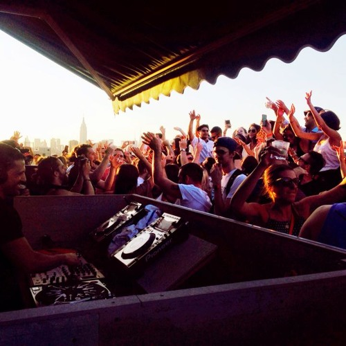 Son Of Sound Live At KDC Output Rooftop 6 - 21 - 14