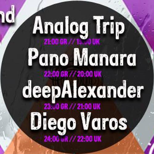 DeepAlexander @  Westradio.gr  26-6-2014 [edm Underground]