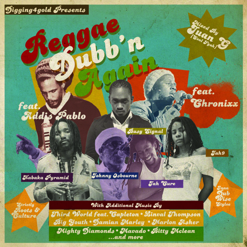 Reggae Dubb'n Again: Revival inna Dubwise Style Presented By Digging4gold