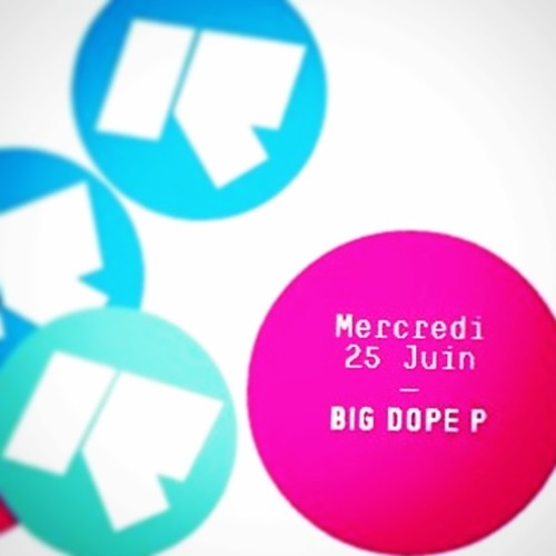 Big Dope P + Mighty Mark + Dudley Slang @ RINSE FM France