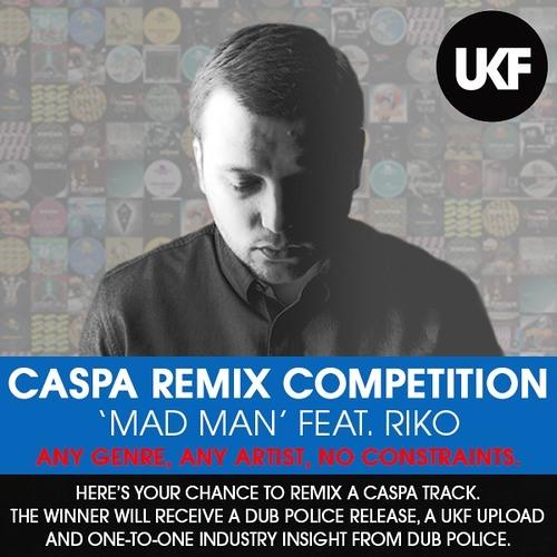 Caspa – 'Mad Man' Feat. Riko (GadManDubs Remix)