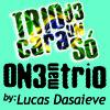 Hino Nacional - Trio De Um Cara Só / Brazilian National Anthem - One Man Trio (Lucas Dasaieve)