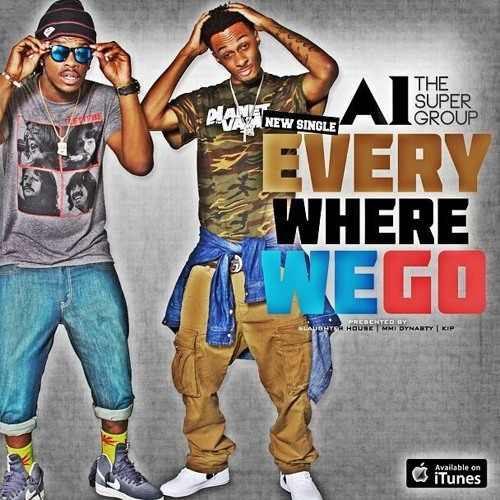 A1 The Supergroup- Everywhere We Go (Prod By C4)