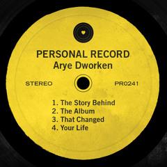 Personal Record w/ Arye Dworken, Episode 101 feat. Geoff Tyson of T-Ride
