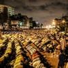Download دعاء د.خالد أبو شادي في رابعة العدوية - أول ليالي رمضان. Mp3
