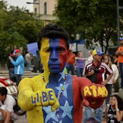 Special: Protesting in Venezuela; Celebrating in Brazil & the U.S. View from Tegucigalpa (Lp6272014)