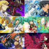 Yu - Gi - Oh! 5D's Ending 5- みらいいろ Mirai Iro (Future Colors) By Plastic Tree [Lyrics]