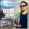 Fiesta Loka, Kuduro  E Annonimus - Dj Boca Witcoski Remix - Ao Vivo Em Assunção Paraguai
