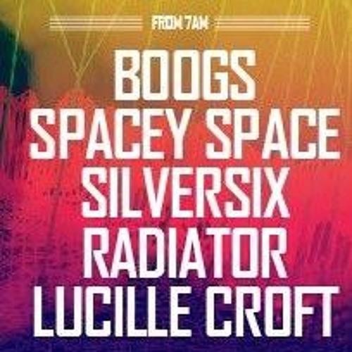 Lucille Croft vs. Radiator REVOLVER SUNDAYS  01/06/14