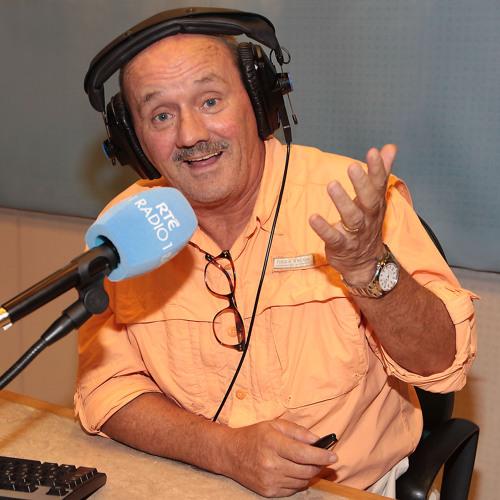 Brendan O'Carroll gives €30,000 to struggling businessman live on radio