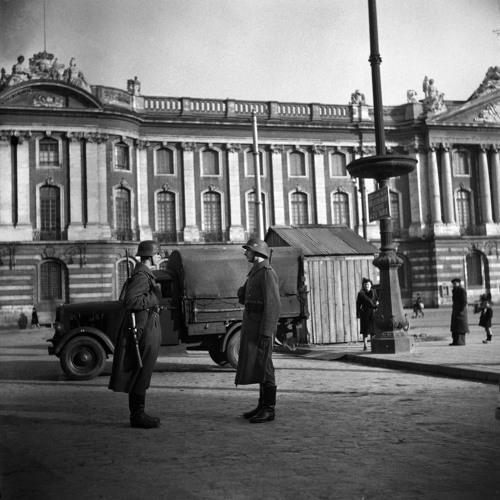 TOULOUSE : LES COMBATTANTS DE L'OMBRE (1940-1944)