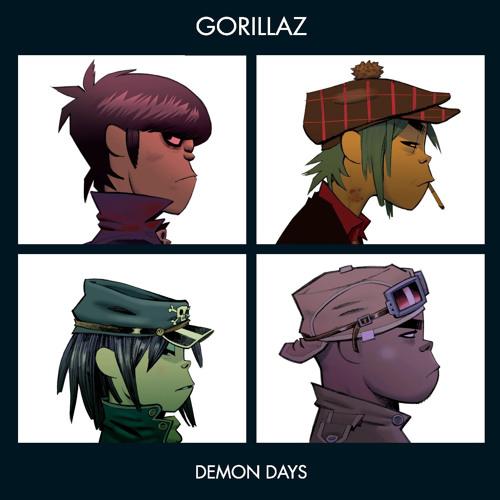 Gorillaz - Kids With Guns (Live version/Drums cover)