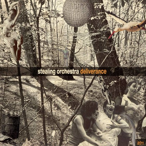 Stealing Orchestra - 08 Earth provides enough to satisfy Every Man's need - 2011