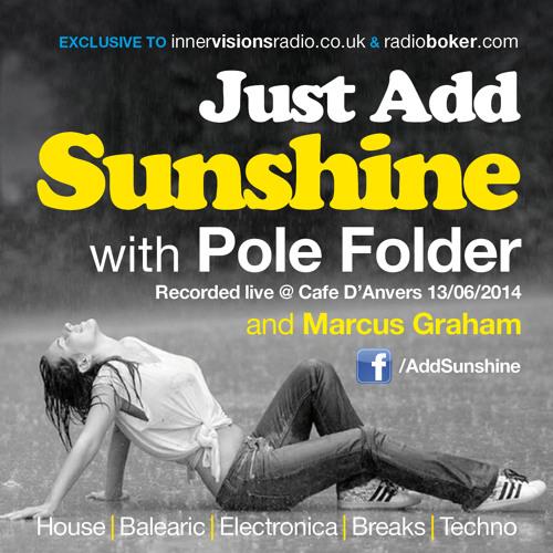 DOWNLOAD - Just Add Sunshine - Marcus Graham and Pole Folder - June 2014