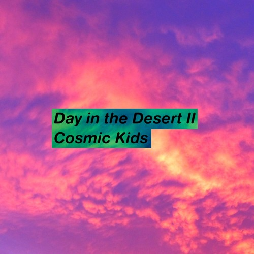 Cosmic Ron A DAY IN THE DESERT Mix
