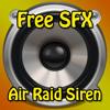 Air Raid Siren Sound Effect (Chopped)