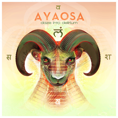 Ayaosa - Daze Into Delirium - A Refuge From The World Ft. S.O.S.