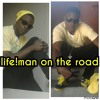Pasyans from life!man on the road