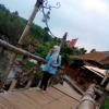 Raisa-LDR (lupa lirik) at Lolongok empang