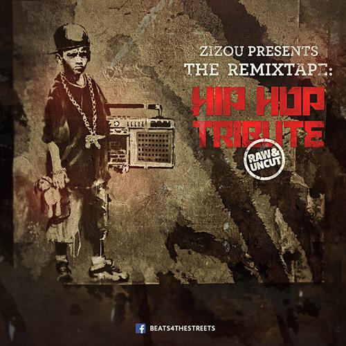 Nas & 2Pac - Thugs Mansion( remixed by Zizou )