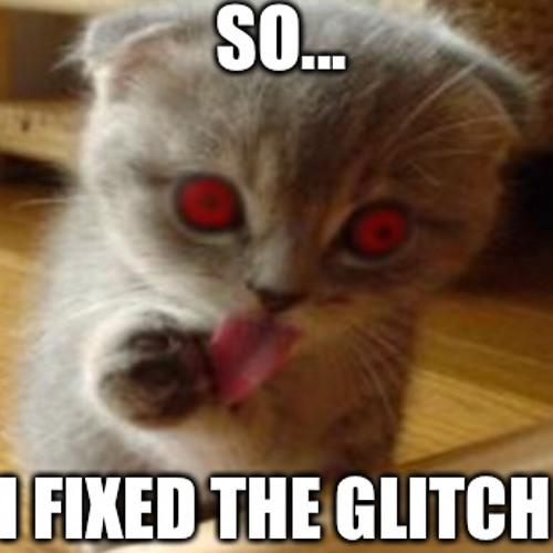 Beware the Evil Kitty