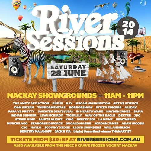 Naylo Essentials Ep.9 (Dj Set at Riversessions Festival - Mackay)