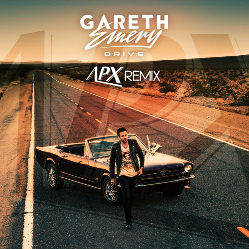 Gareth Emery ft. Gavin Beach - Eye Of The Storm (APX Remix)