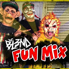 FUN MIX :DJBL3ND (VIRTUALDJ) dj B3ll