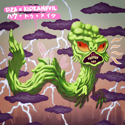 DZA x Kidkanevil - Scarecrow ~ OUT NOW! ~