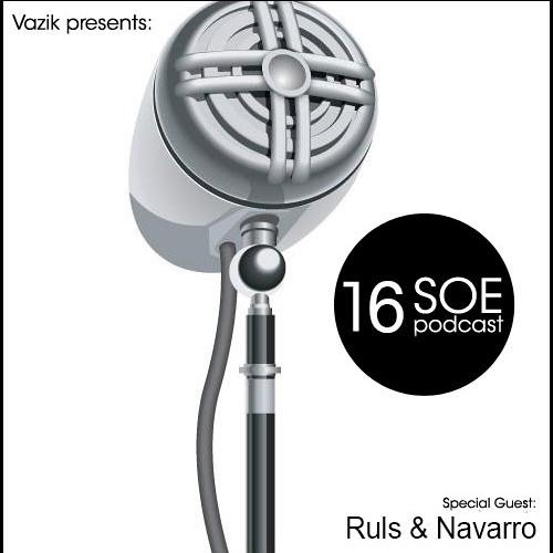 SOE Podcast 16 - Ruls & Navarro