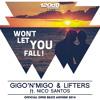 GigonMigo & Lifters - Wont Let You Fall (feat. Nico Santos) [preview]