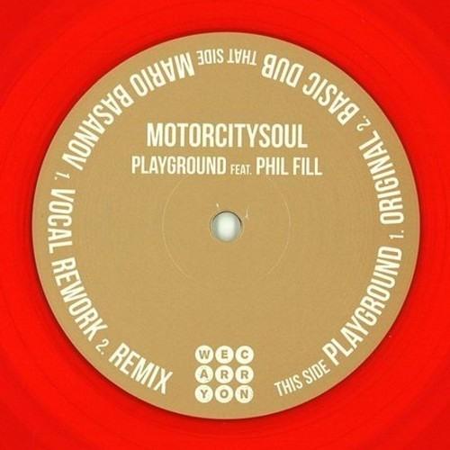 Motorcitysoul - Playground (Mario Basanov Vocal Remake)