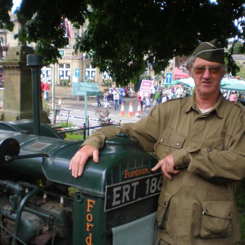 Ken Davidson talks Tractors