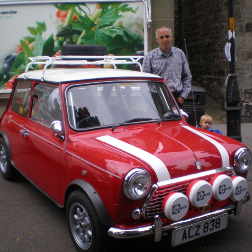 Alan Rowley - A Mini for Life