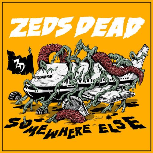 Zeds Dead - Blink (feat. Perry Farrell)