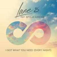 Lane 8 I Got What You Need (Ft. Bipolar Sunshine) Artwork